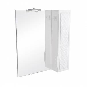 Зеркало с пеналом Аква Родос Родорс 65 с подсветкой, фото 2