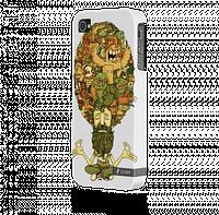 Чехол-накладка для iPhone 5/5S Медитация