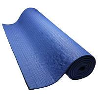 Коврик для йоги POWER SYSTEM  FITNESS-YOGA MAT (голубой)