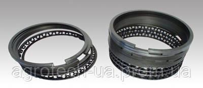 Комплект поршневых колец Д-240 с дополнительным стальным 3-х элементным маслосъемным кольцом