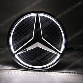 Mercedes CLS W218 2013-16 светодиодная звезда эмблема значок в решетку радиатора