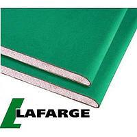 Гипсокартон BAUGIPS-Lafarge стеновой 12.5 мм (1,2 х 2,5) ( 54л/в пал)