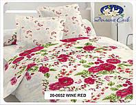 Комплект постельного белья из Сатина Семейное 5 - предметов