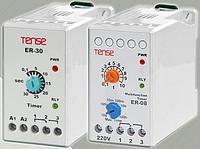 Реле времени таймер задержки включения 0,1 -60 мин DIN рейку или монтажную плату цена купить TENSE