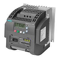 Частотный преобразователь Siemens SINAMICS V20 6SL3210-5BE31-1UV0 (11 кВт)