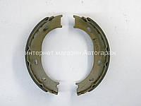 Комплект колодок ручного тормоза (с пружинками) на Фольксваген ЛТ 28-35 96-06 MEYLE (Германия) 0140420502/S