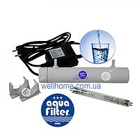 Ультрафиолетовый стерилизатор Aquafilter FUV-P4W, фото 1