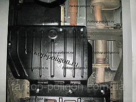 Защита раздатки CADILLAC Escalade 6,2 c-2007г.