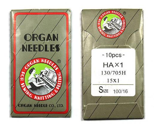 Игла Organ HAx1, фото 2
