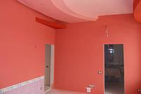 Окраска стен изнутри и снаружи