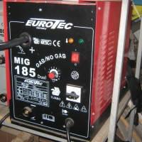 Сварочный полуавтомат Eurotec MIG-185