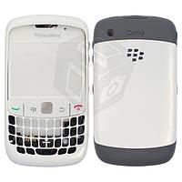 Корпус для Blackberry 8520, оригинал, белый