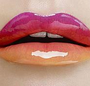 Увеличение губ методом электропорации