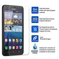 Защитное стекло ProGlass 2,5D для Huawei Ascend G620