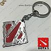 "Брелок - ""Dota 2"" + подарочная упаковка"