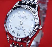 Женские часы Rolex Oyster Perpetual Datejust Silver R5892, фото 1