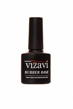 Каучукове базове покриття для гель-лаку Vizavi Professional VRB-01 7,3 мл