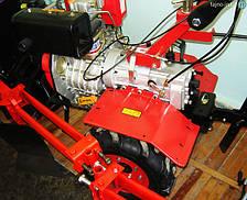 Дизельный мотоблок Bulat C653P (6 л.с.)