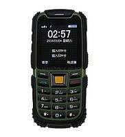 Защищенный телефон Land Rover S6 Green, фото 1