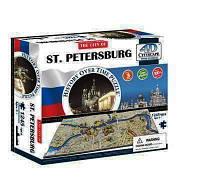 Объемный пазл -Петербург Россия