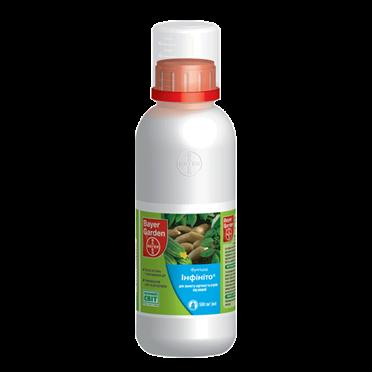 Фунгицид системный Инфинито (500 мл) - против фитофторы, ложной мучнистой росы, фото 2