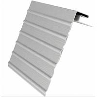 Планка Соффит J-фаска белый