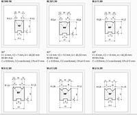Матрицы системы Amada/Promecam
