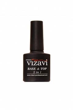 База і топ 2 в 1 Vizavi Professional VВТ-01 7,3 мл