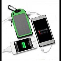 Защищенное солнечное зарядное устройство POWER BANK Solar 10000 мА/ч