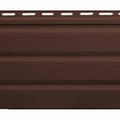 Панель Соффит (232 х 3000 мм) коричневый