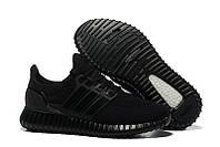Кроссовки Adidas Ultra Boost Black David Backham