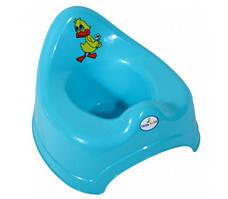 Детский горшок Tega Baby Balbinka TG-008 синий