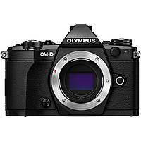 Цифровая системная фотокамера Olympus E-M5 mark II Body black