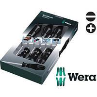 Набор отверток Wera Kraftform Classic 031280, 6 ед.