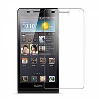 Защитное стекло ProGlass 2,5D для Huawei Ascend P6