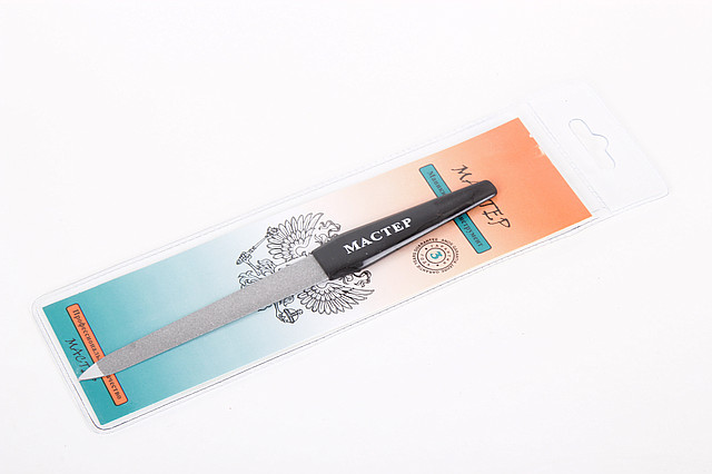 Пилка металлическая с пластиковой ручкой МАСТЕР (Россия) CVL  /05-3