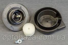 Воздушный фильтр в сборе (средний) G1/2 для компрессора, фото 2
