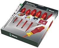 Набор отверток Wera Kraftform Comfort VDE 031575, 7 ед.