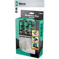 Набор отверток Wera Kraftform Plus 105650, 6 ед.