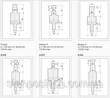Адаптеры для пуансонов и матриц