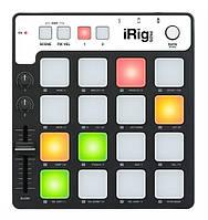 DJ контроллер IK MULTIMEDIA iRIG PADS