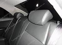 Чехлы на сиденья Киа Церато 2 (чехлы из экокожи Kia Cerato 2 стиль Premium)