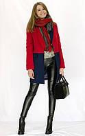 Пальто в фасоне удлинённого пиджака