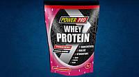 Сывороточный протеин WHEY PROTEIN, вкус КЛУБНИКА, 1 кг