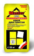 Master Normal клей для плитки, 25 кг
