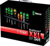 Универсальный набор отверток Wera 051011, 12 ед.