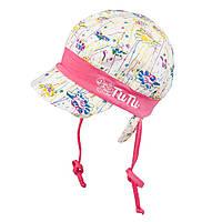 Шапка для новорожденных TuTu арт. 3-003096(36-38,40-42,44-46) 40-44, Розовый