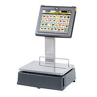 Весы с печатью этикетки  D-955 для самообслуживания