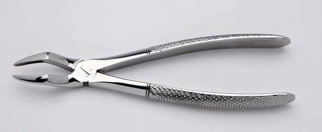 Щипцы экстракционные для корней верхних зубов (баянеты) №51 NaviStom
