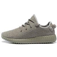 Мужские кроссовки Adidas Kanye West Yeezy 350 gray (original)